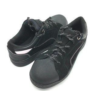 NEW BRAHMA Maria Steel Toe Leather Work Shoe SZ 9